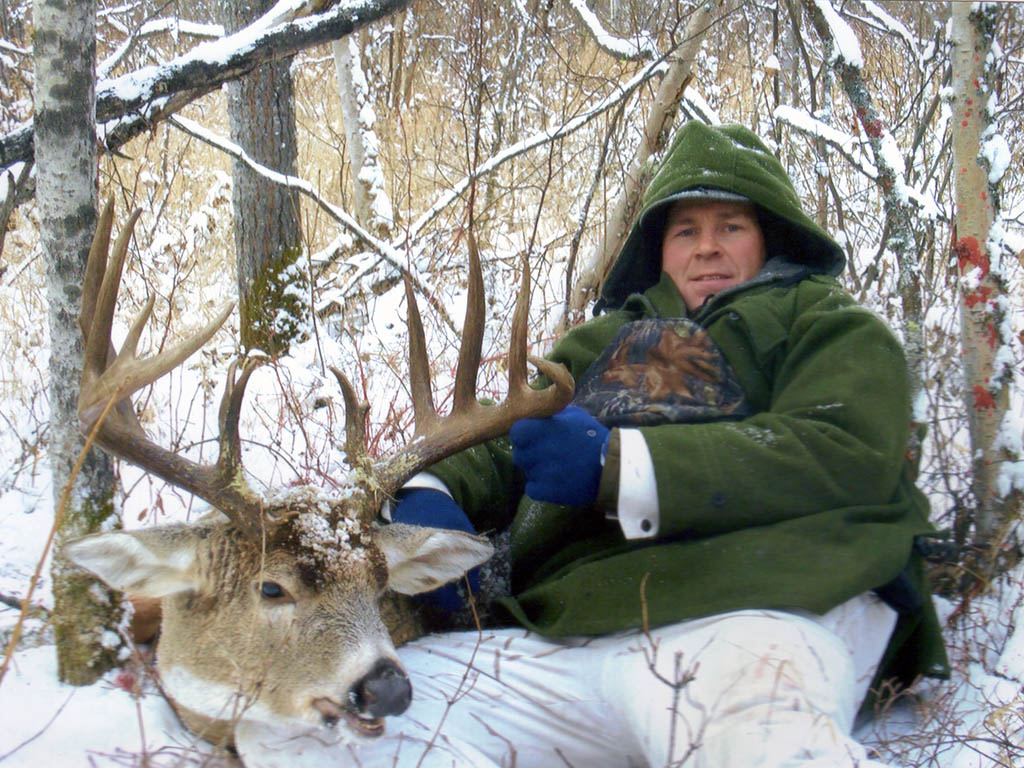 Whitetail Deer Hunting Outfitters Alberta Canada